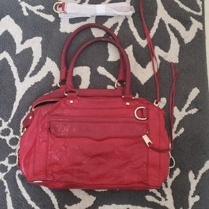 Red Mab Morning After Satchel